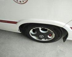 Cần bán gấp Mercedes MB 100 đời 2001, màu trắng xe gia đình giá 240 triệu tại Cần Thơ