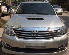 Cần bán xe Toyota Fortuner G năm 2015, màu bạc  giá 870 triệu tại Hà Nội