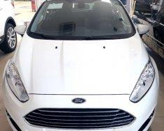Bán Ford Fiesta Sport 1.5 năm sản xuất 2018, màu trắng giá 529 triệu tại Tp.HCM