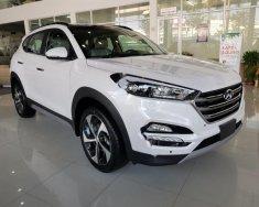 Bán ô tô Hyundai Tucson 1.6 AT Turbo năm sản xuất 2018, màu trắng, giá tốt giá 875 triệu tại Hà Nội