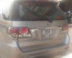 Bán xe Toyota Fortuner sản xuất 2015, màu bạc giá 830 triệu tại Hà Nội