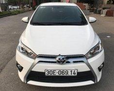 Bán ô tô Toyota Yaris 1.3G 2016, màu trắng, nhập khẩu giá 640 triệu tại Hà Nội