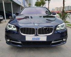 Cần bán BMW 5 Series 520i đời 2016, màu xanh lam, nhập khẩu, chính chủ giá 1 tỷ 758 tr tại Hà Nội