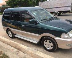 Cần bán xe Toyota Zace GL 2003 màu xanh số sàn giá 255 triệu tại Tp.HCM