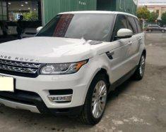 Bán xe LandRover Range Rover Sport HSE đời 2015, màu trắng, xe nhập giá 4 tỷ 800 tr tại Hà Nội