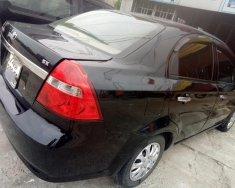 Cần bán Daewoo Gentra SX 1.5 sản xuất 2008, màu đen chính chủ giá 165 triệu tại Hà Tĩnh
