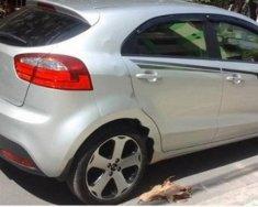 Cần bán lại xe Kia Rio sản xuất năm 2014, màu bạc, nhập khẩu Hàn Quốc giá 466 triệu tại Tp.HCM