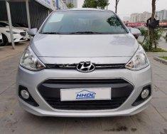 Bán xe Hyundai Grand i10 1.2 AT sản xuất 2016, màu bạc, nhập khẩu nguyên chiếc, 428 triệu giá 428 triệu tại Hà Nội