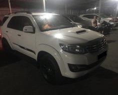 Cần bán xe Toyota Fortuner G 2016 đk 2017 màu trắng giá 935 triệu tại Tp.HCM