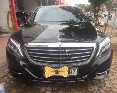 Cần bán gấp Mercedes S400 đời 2015, màu đen giá 3 tỷ 120 tr tại Hà Nội