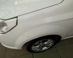 Cần bán xe Chevrolet Aveo LT 2017, màu trắng, giá cạnh tranh giá 370 triệu tại Cần Thơ