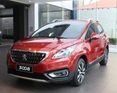 Cần bán xe Peugeot 3008 1.6 AT năm 2018, màu đỏ giá 959 triệu tại Hà Nội
