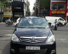 Cần bán xe Toyota Innova 2009, màu đen số tự động giá 392 triệu tại Tp.HCM