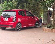 Cần bán xe Kia Morning SLX 1.0 AT đời 2009, màu đỏ, nhập khẩu, giá 275tr giá 275 triệu tại Hà Nội