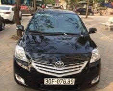 Bán xe Toyota Vios 1.5MT sản xuất 2010, màu đen chính chủ giá 285 triệu tại Hà Nội