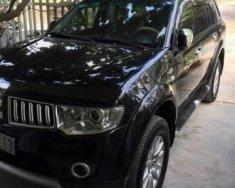 Bán Mitsubishi Pajero Sport năm 2012, màu đen   giá 630 triệu tại Tp.HCM