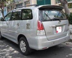 Chính chủ bán Toyota Innova G 2011, màu bạc giá 428 triệu tại Tp.HCM