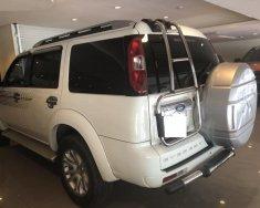 Cần bán xe Ford Everest XLS MT đời 2015, màu trắng, xe cực keng giá 705 triệu tại Tp.HCM