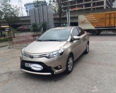 Cần bán Toyota Vios E sản xuất 2016, màu vàng giá 528 triệu tại Hà Nội