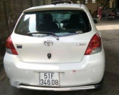 Chính chủ bán Toyota Yaris năm 2009, màu trắng giá 415 triệu tại Tp.HCM