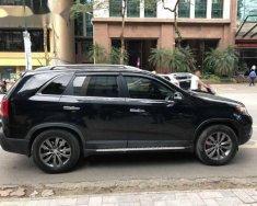 Chính chủ bán Kia Sorento Limited 2010, màu đen, nhập khẩu giá 700 triệu tại Hà Nội