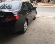 Cần bán gấp Toyota Corolla altis đời 2009, màu đen, giá cạnh tranh giá 428 triệu tại Hòa Bình