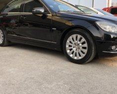 Cần bán lại xe Mercedes 1.8 AT đời 2009, màu đen giá cạnh tranh giá 489 triệu tại Hà Nội