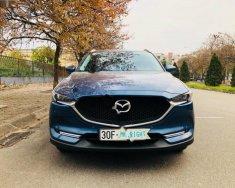 Cần bán lại xe Mazda CX 5 2.5 sản xuất năm 2018, màu xanh lam giá 1 tỷ 70 tr tại Hà Nội