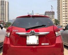 Cần bán lại xe Toyota Yaris 1.5G năm 2017, màu đỏ, nhập khẩu nguyên chiếc như mới giá 659 triệu tại Hà Nội