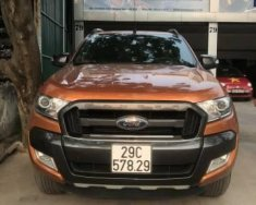Bán Ford Ranger Windtrak 2.2l 2015, màu cam giá 725 triệu tại Hà Nội