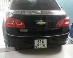 Bán xe Chevrolet Cruze SX 2016, màu đen giá 450 triệu tại Bình Dương