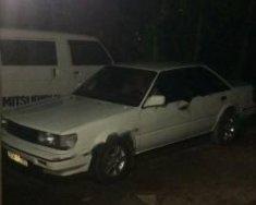 Cần bán gấp Nissan Bluebird đời 1986, màu trắng, nhập khẩu nguyên chiếc, giá 36tr giá 36 triệu tại Tây Ninh