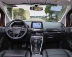 Bán Ford EcoSport đời 2018,màu xanh dương   giá 545 triệu tại Hà Nội