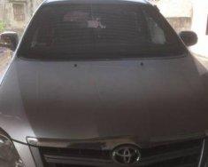 Bán xe Toyota Innova E đời 2014, màu bạc giá 582 triệu tại Hà Nội