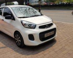 Chính chủ bán xe Kia Morning AT 2016, màu trắng giá 320 triệu tại Hà Nội
