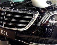 Bán Mercedes S450L sản xuất 2018, màu đen, nhập khẩu giá 4 tỷ 199 tr tại Tp.HCM