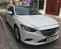 Bán Mazda 6 sản xuất 2016, màu trắng còn mới giá 750 triệu tại Hà Nội