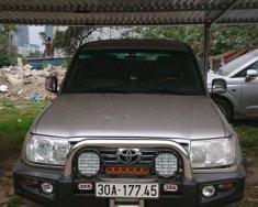 Bán Toyota Land Cruiser 4.5 MT đời 2001, màu bạc, 330 triệu giá 330 triệu tại Hà Nội