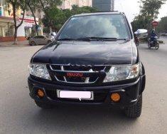 Bán ô tô Isuzu Hi lander 2.5MT đời 2008, màu đen ít sử dụng giá 370 triệu tại Hà Nội