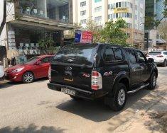 Cần bán lại xe Ford Ranger đời 2009, màu đen, nhập khẩu Thái giá 345 triệu tại Hà Nội