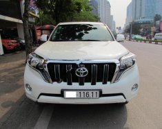 Bán Toyota Land Cruiser Prado TXL 2.7L sản xuất năm 2016, màu trắng, xe nhập giá 2 tỷ 80 tr tại Hà Nội