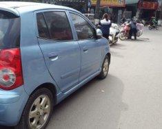 Bán Kia Morning MT đời 2010, màu xanh lam giá 165 triệu tại Hà Nội