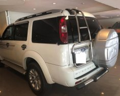 Cần bán lại xe Ford Everest năm 2015, màu trắng giá 705 triệu tại Tp.HCM