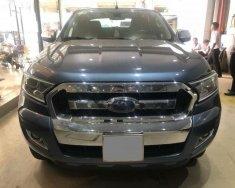 Bán Ford Ranger năm sản xuất 2017, màu xanh lam, nhập khẩu nguyên chiếc giá 670 triệu tại Tp.HCM