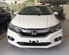 Bán ô tô Honda City 1.5TOP sản xuất 2018, màu trắng, giá cạnh tranh giá 599 triệu tại Tp.HCM