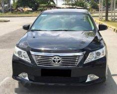 Cần bán lại xe Toyota Camry 2.5G đời 2013, màu đen, giá 765tr giá 765 triệu tại Tp.HCM