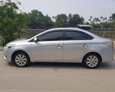 Bán Toyota Vios E sản xuất 2014, màu bạc  giá 438 triệu tại Hà Nội