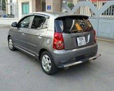 Bán xe Kia Morning sản xuất 2009, màu xám giá 225 triệu tại Tp.HCM