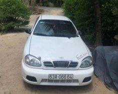 Bán Daewoo Lanos SX đời 2001, màu trắng, giá chỉ 128 triệu giá 128 triệu tại Kiên Giang