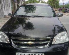 Bán Chevrolet Lacetti 1.6 đời 2012, màu đen giá 255 triệu tại Đà Nẵng